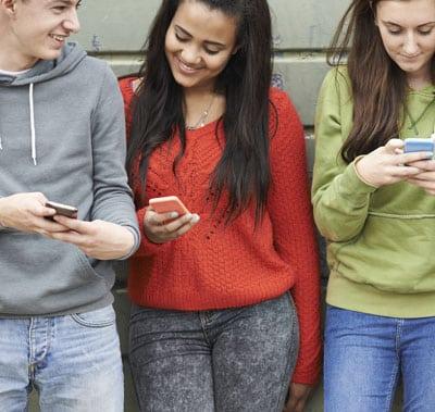 reseaux sociaux des jeunes