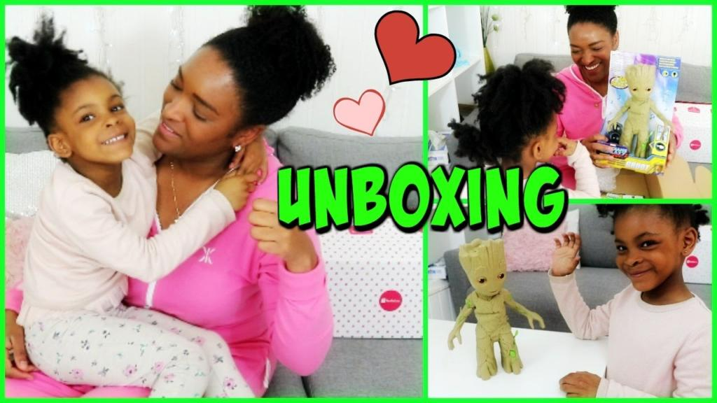 maelia maman damour unboxing