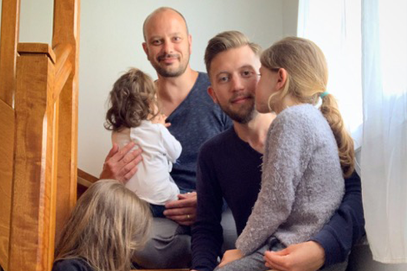 Blog Ma vie de papa gay