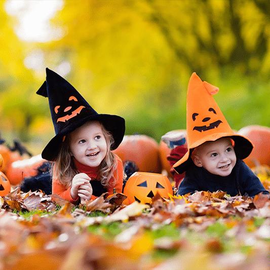 Communication halloween
