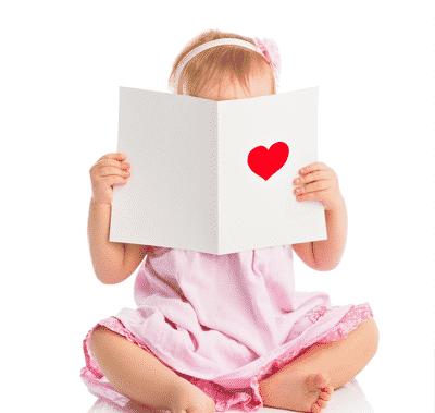 les enfants aiment lire