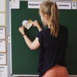 enseignante influenceuse